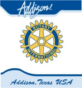 Addison Sunrise Rotary welcomes Alex Fender