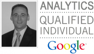Alex Fender Google Analytics Qualified Individual Funnel Science Internet Marketing