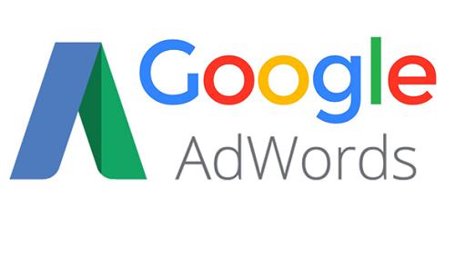 Google AdWords Logo 500