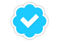 Twitter Verified Check mark
