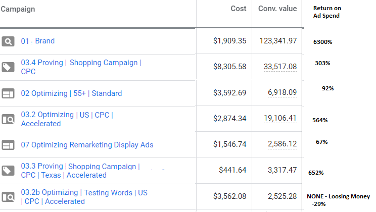 Optimizing Google Ads Campaigns $5000 Budgets