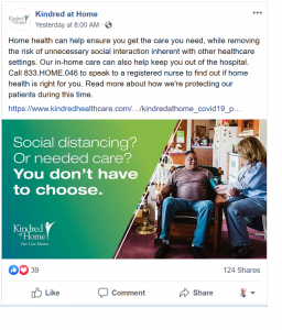 Home Healthcare Ads